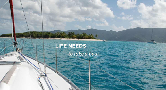 Caribbean Travel Honeymoon Registry - Life needs to take a bow