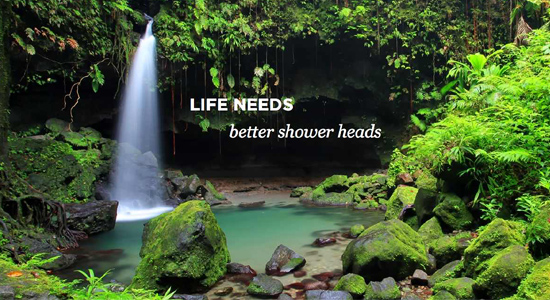 Caribbean Travel Honeymoon Registry - Life needs better shower heads