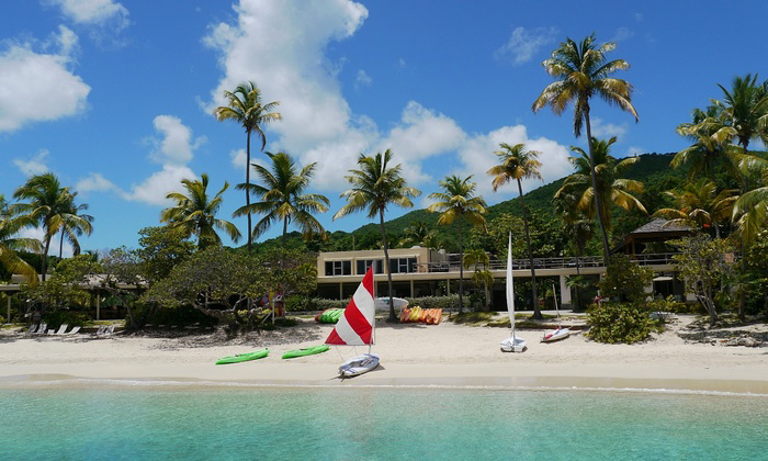 Caneel Bay Resort Credit