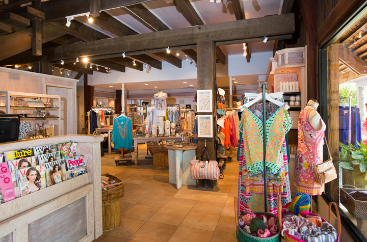 Shopping at Caneel Bay